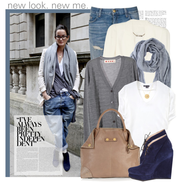 50 Years Old Women Fashion Must-Tries: Boyfriend Jeans 2019