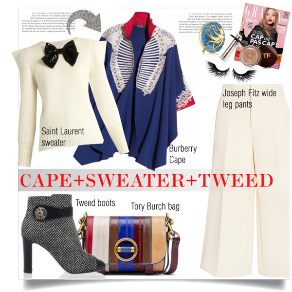 50 Old Women Inspiring Fashion: Capes 2019