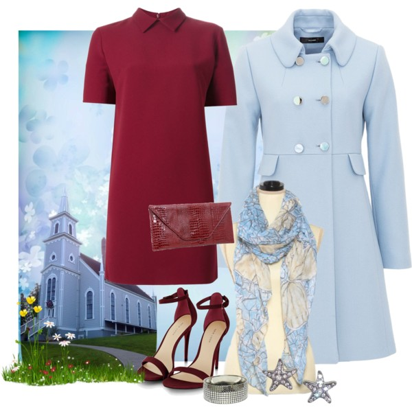 Ladies In 50: Church Outfits For Fall 2019