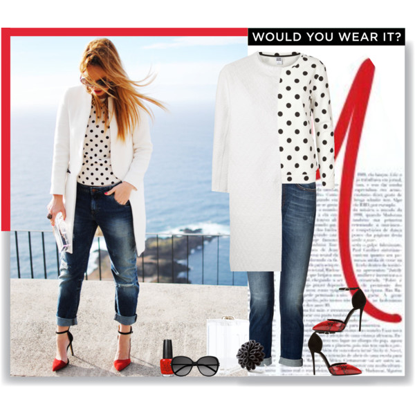 Simple And Easy To Wear Jeans For Women Over 40: Best Combos 2019