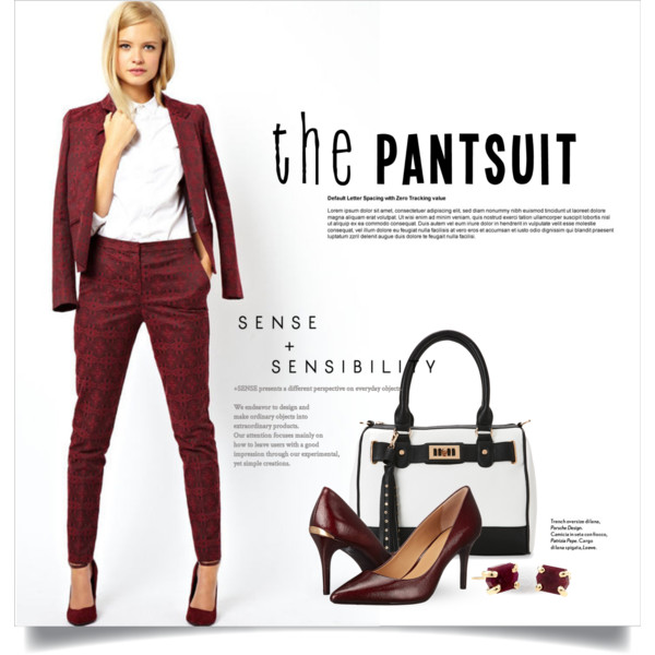 Examples Of What Pantsuits Can Women In 40 Wear Right Now 2017