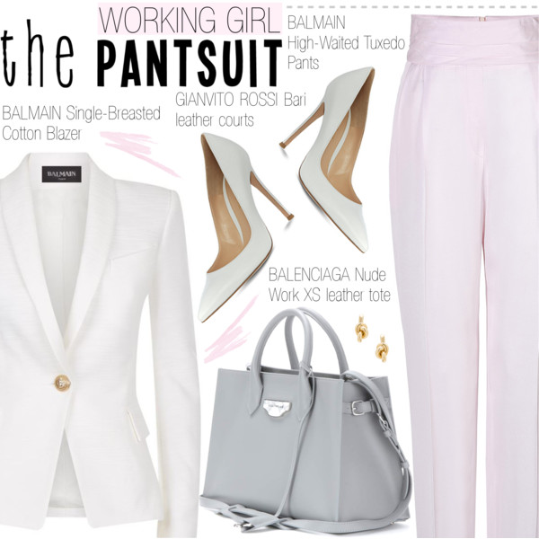 Examples Of What Pantsuits Can Women In 40 Wear Right Now 2019