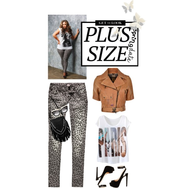 Plus Size Ladies Over 30 Look Great In Following Casual Outfits 2019