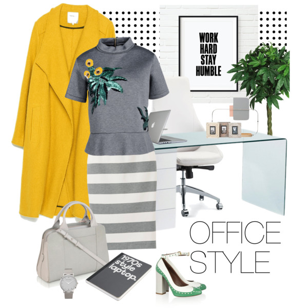 Women Over 50 Style: Professional Office Looks For Spring 2019