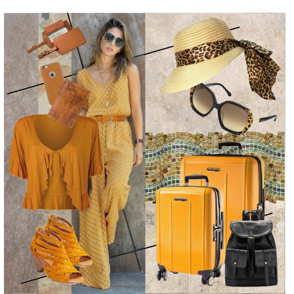 Fashion For 40 Old Women: Spring Travel Looks 2021