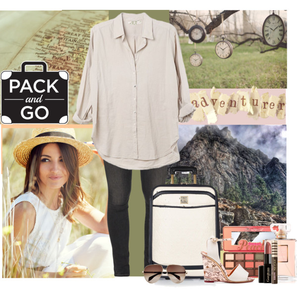 60 Year Old Women Travel Looks For Spring 2020