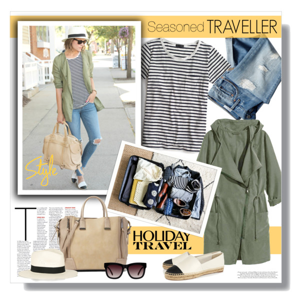 Quick Guide For Women In 40: Summer Travel Outfits 2021