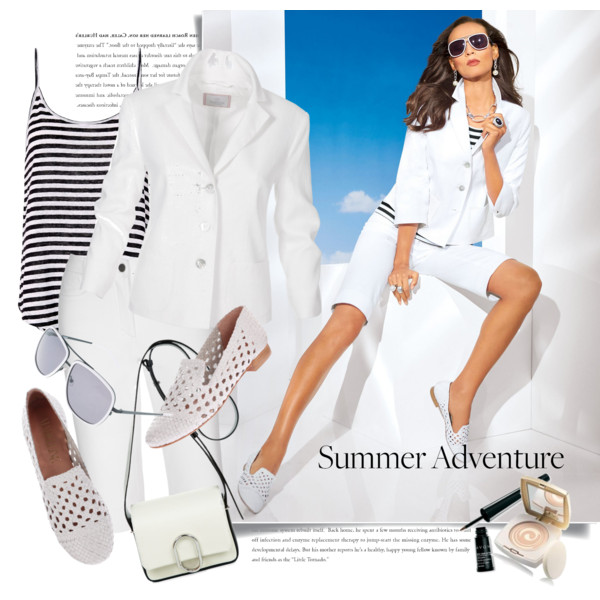 Complete Outfit Guide For Women In 60 Who Want to Travel This Summer 2021
