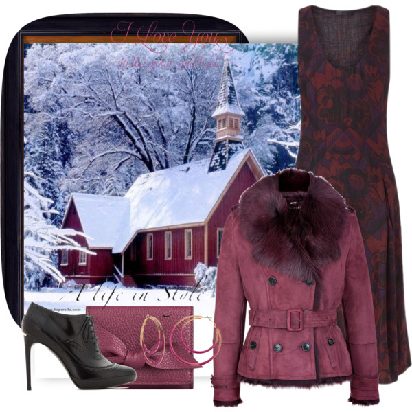 Women Over 50 Fashion Ideas: Winter Church Looks 2020