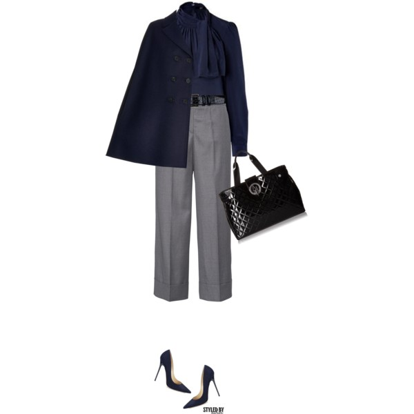 50 Old Women Office Style For Winter 2019