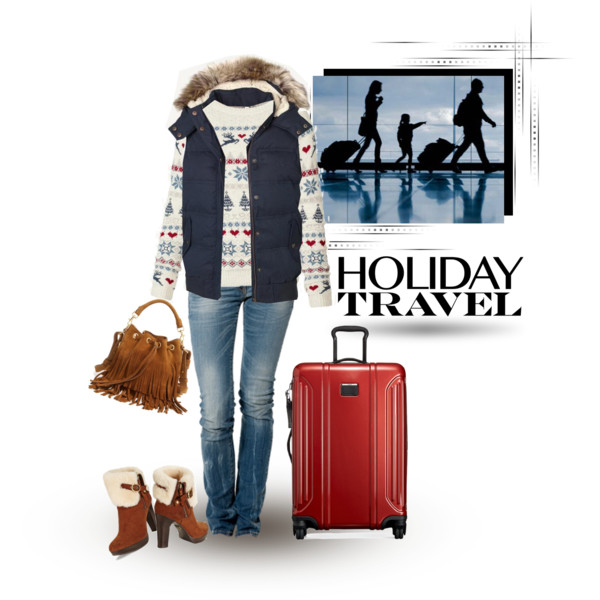 Women After 40 Can Wear These Winter Travel Outfits 2020