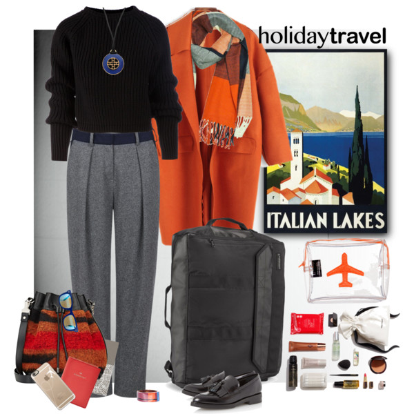 Travel Looks For Women Over 50 To Wear This Winter 2017