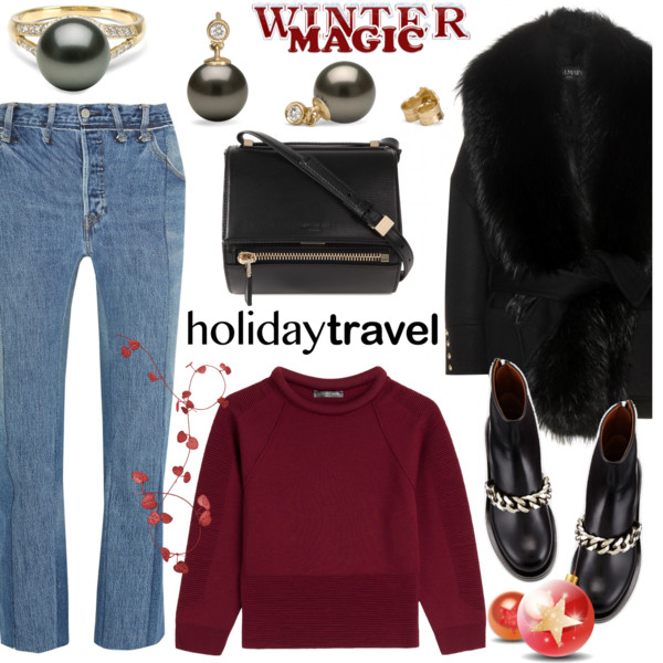 Women In 60 Look Amazing In Winter Travel Looks 2019