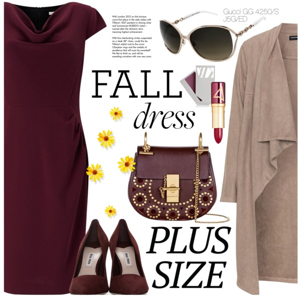 Fashion Tips For Plus Size Women Over 50: Fall Trends 2019