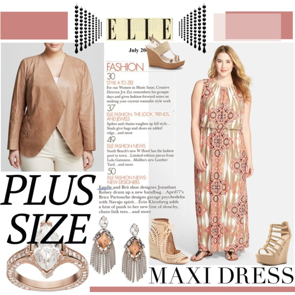 Plus Size Women In 30 Can Wear These Looks During Summer Season 2019