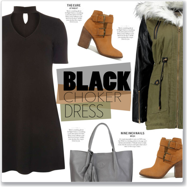 How To Layer Black Dresses 2019