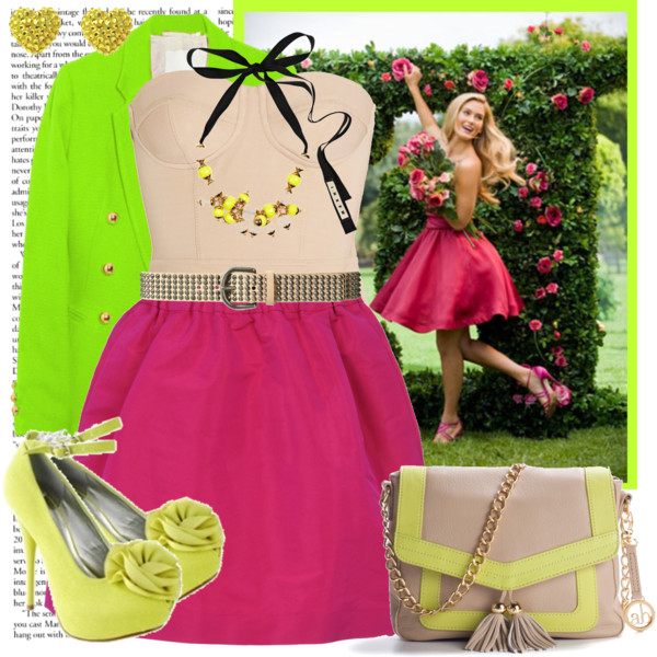 Neon Skirts Trend How To Wear Them 2020