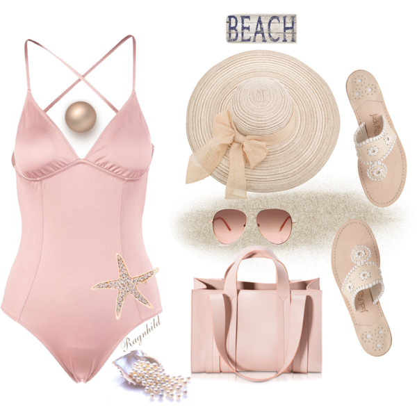 Pink Swimwear: New Barbie Trend For Summer 2020