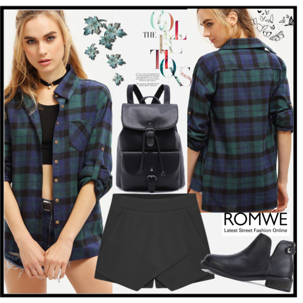 How To Make Plaid Blouses Look Awesome On You 2020