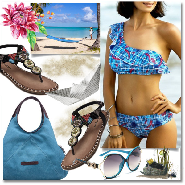 Printed Swimsuits To Try Now 2021