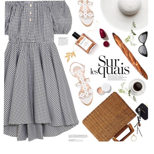 12 Ways To Wear Off Shoulder Dresses 2019