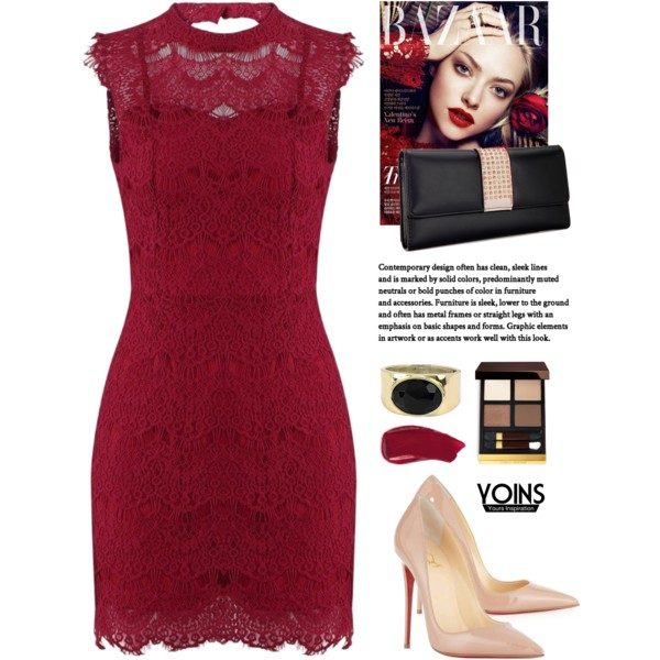 614e2e2e9a The Dos & Don'ts of Wearing Red Dresses 2019 | FashionTasty.com