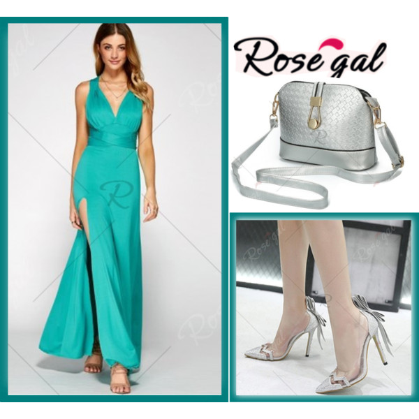 What Shoes To Wear With One Color Maxi Dresses 2019