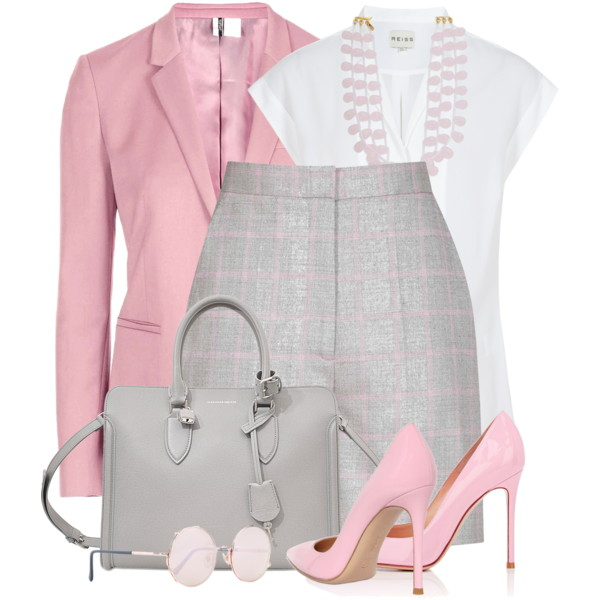 What Goes With Pastel Blazers 2020