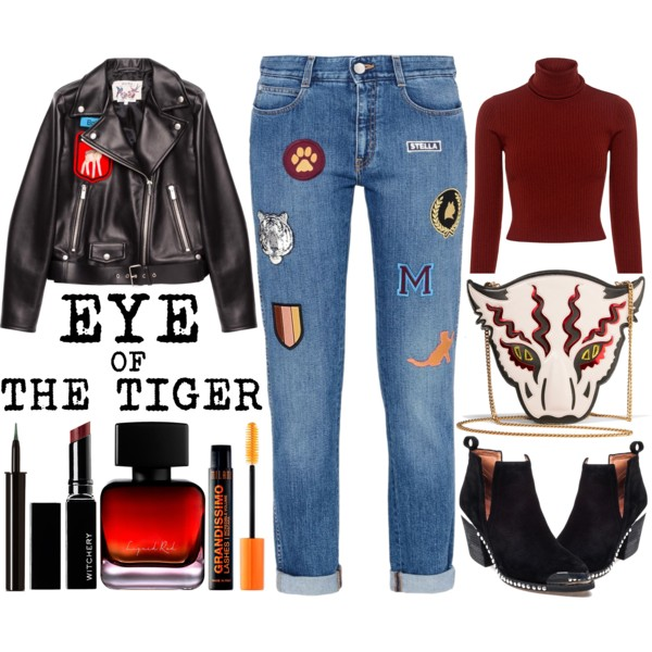 How To Wear Leather Jackets With Boyfriend Jeans 2019