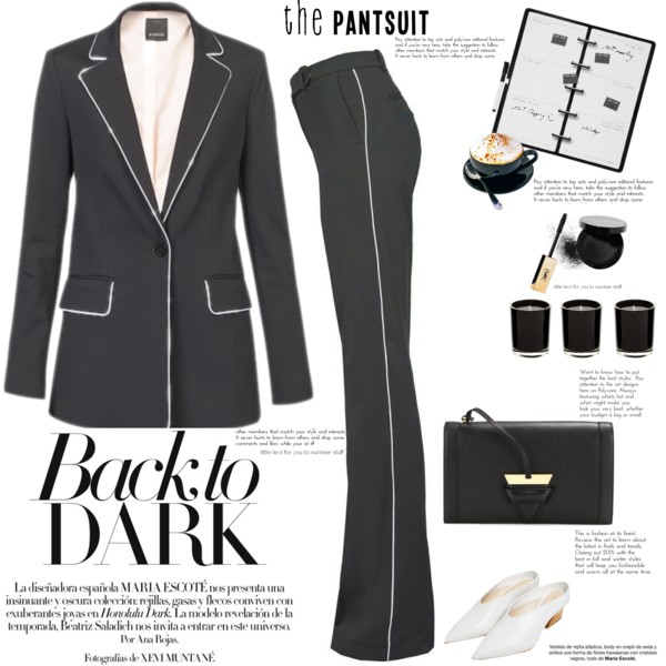 Business Pant Suits For Women 2021