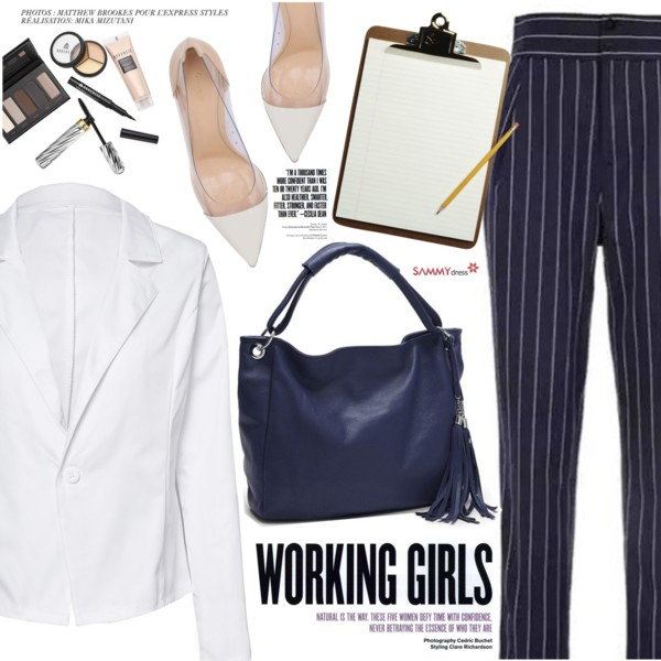 Business Pant Suits For Women 2019