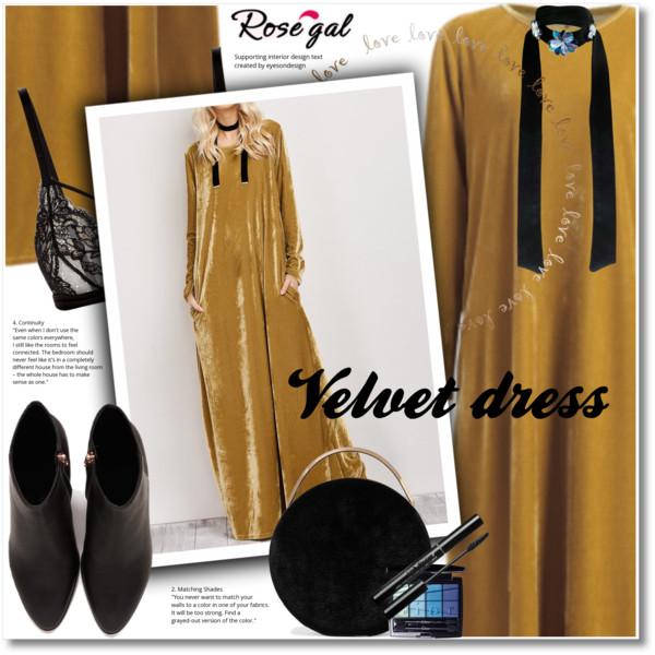 How To Style Velvet Dresses 2019