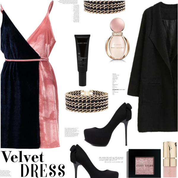 How To Style Velvet Dresses 2019