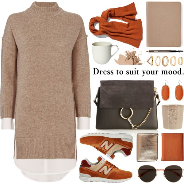 How To Wear Knitted Dresses With Different Shoes 2019