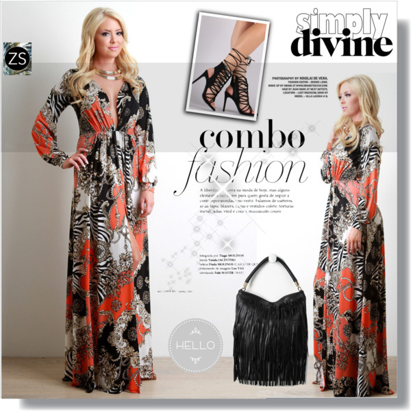 Printed Summer Maxi Dresses 2020