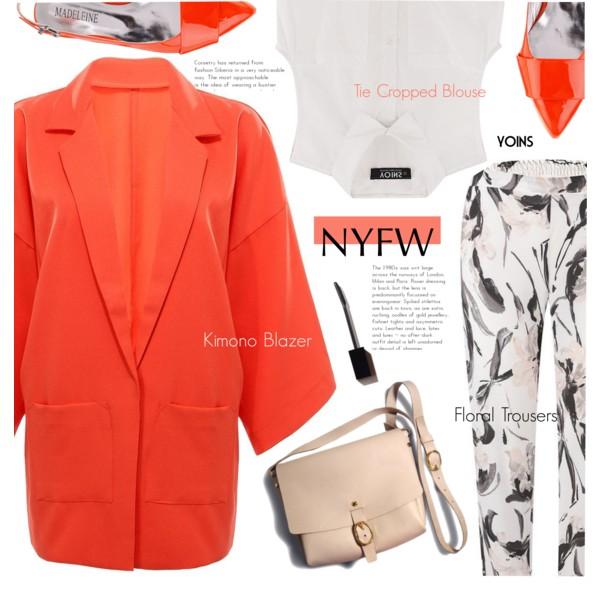 How To Wear A Red Blazer 2021