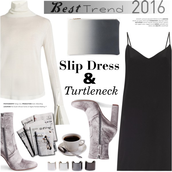16 Ways To Wear Slip Dresses On The Streets 2020
