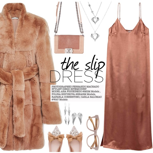 16 Ways To Wear Slip Dresses On The Streets 2021
