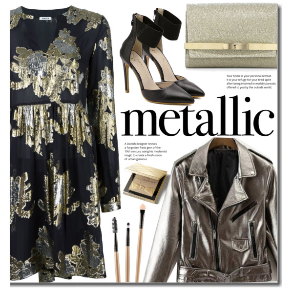 What Color Shoes Go With Metallic Dresses 2019
