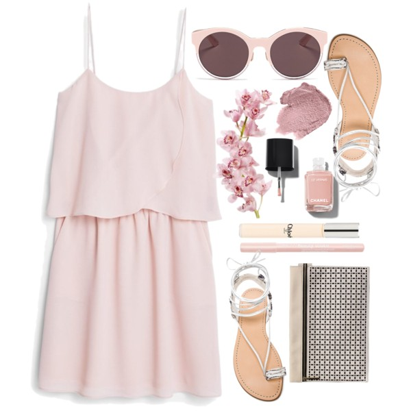 What Color Shoes Go With Pink Dresses 2021