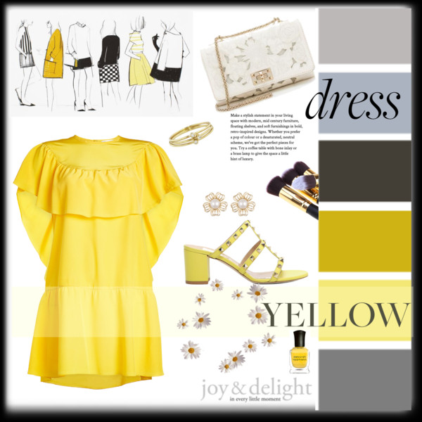 What Shoes Match Yellow Dresses 2019