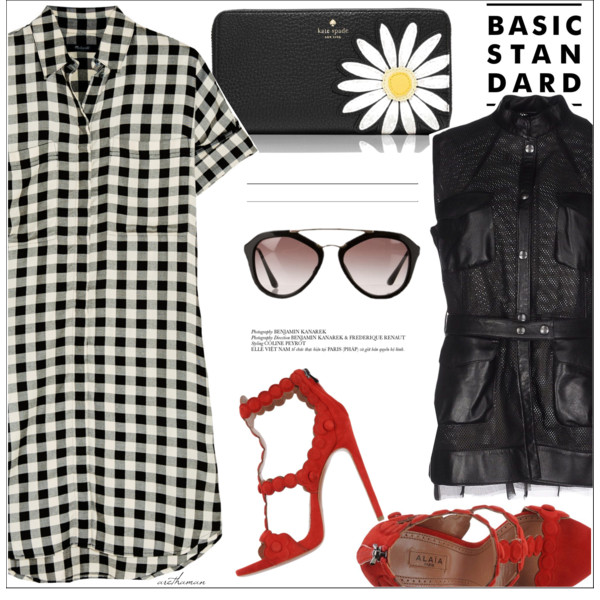 What To Wear With A Plaid Dress 2020