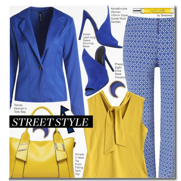 What To Wear With Blue Blazer For Women 2021