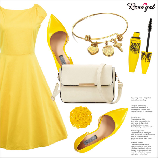 Yellow Dresses Styles You Can Wear Everywhere 2019