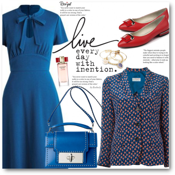 Blue Dresses in Different Styles: 16 Ideas To Wear Them 2021