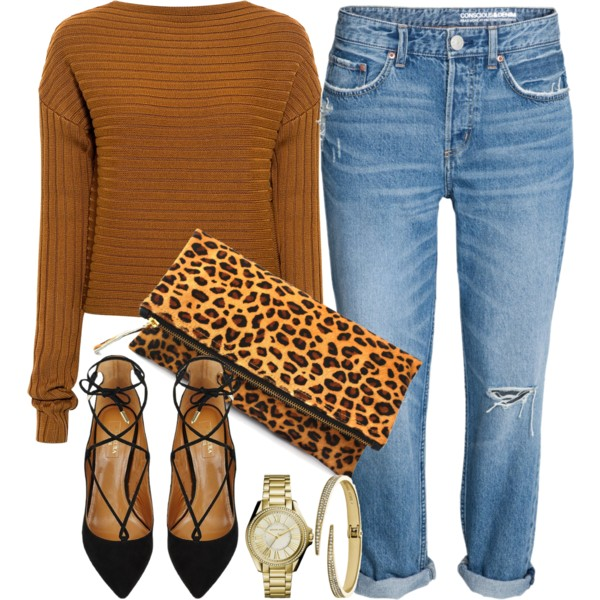 Boyfriend Jeans And Sweaters: 26 Ways To Wear It Right 2021