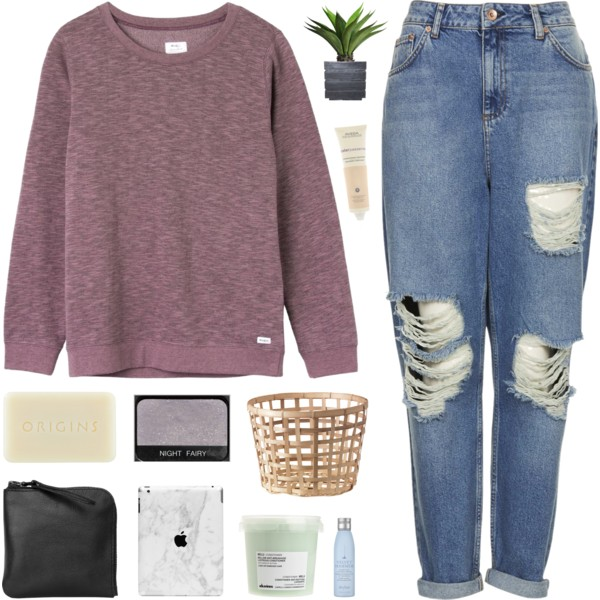 How To Wear Boyfriend Jeans During Fall Season 2019