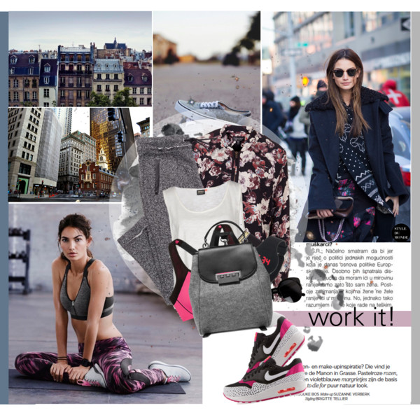 Clothing Ideas For Active Women: Gym, Yoga, Run and Sports Activities 2021