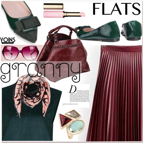 How To Wear Flat Pumps With Skirts 2019