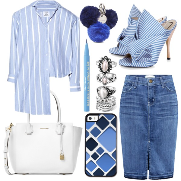 Blue Tops For Women: Interesting Ways To Wear Them Now 2020